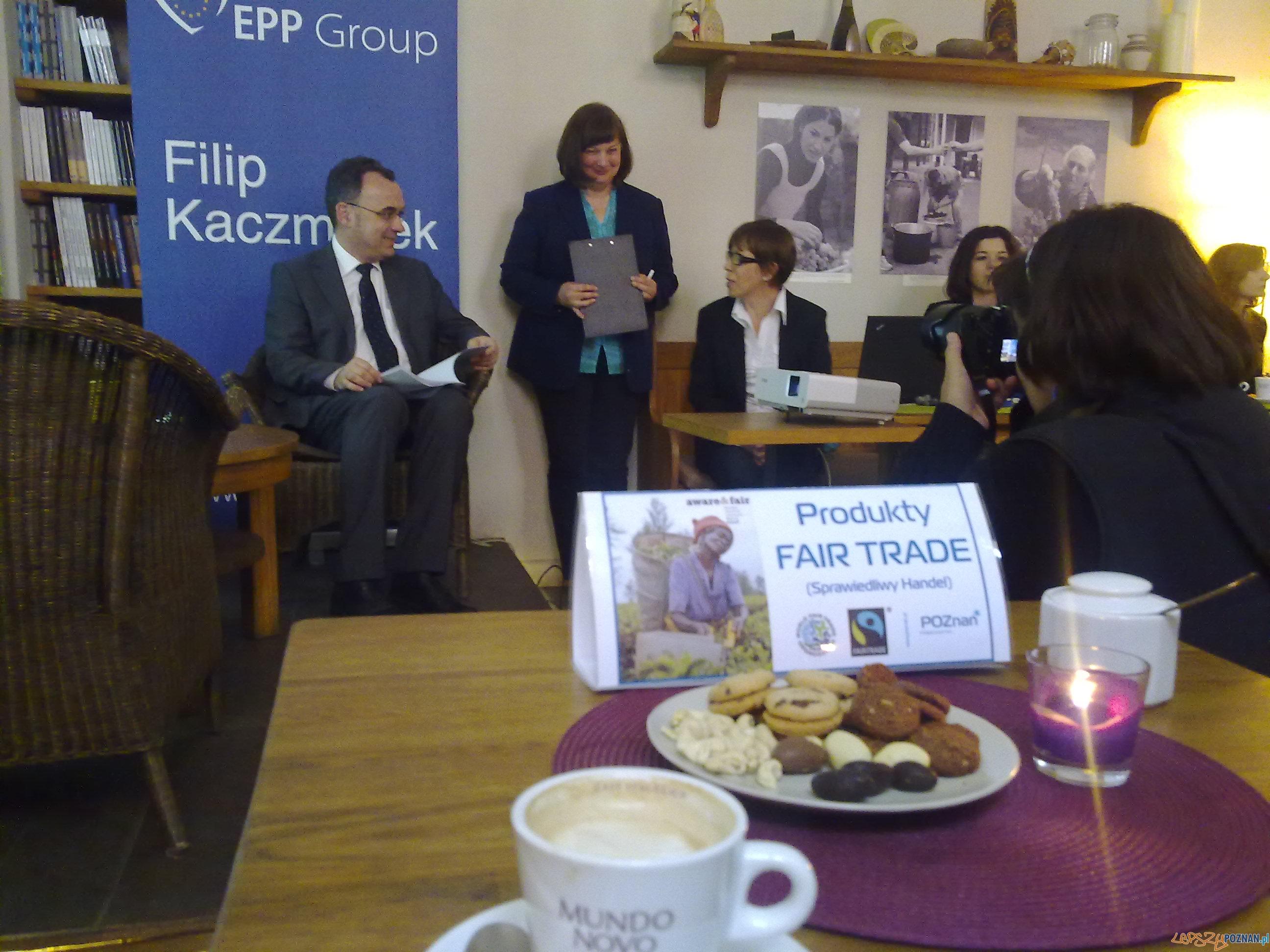 Poznan chce być miastem Fair Trade  Foto: