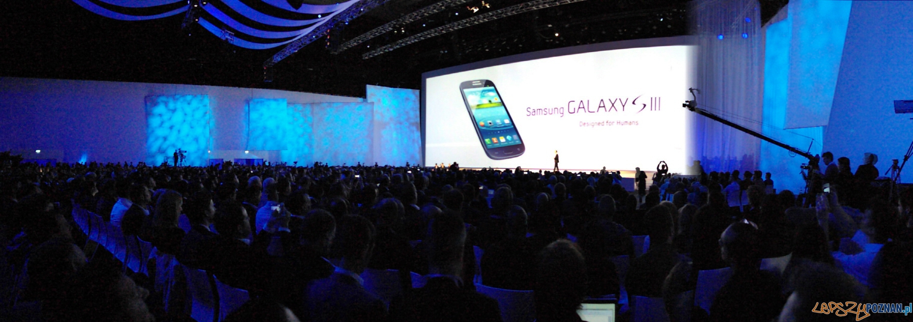 Premiera modelu Samsung Galaxy S III  Foto: Samsung