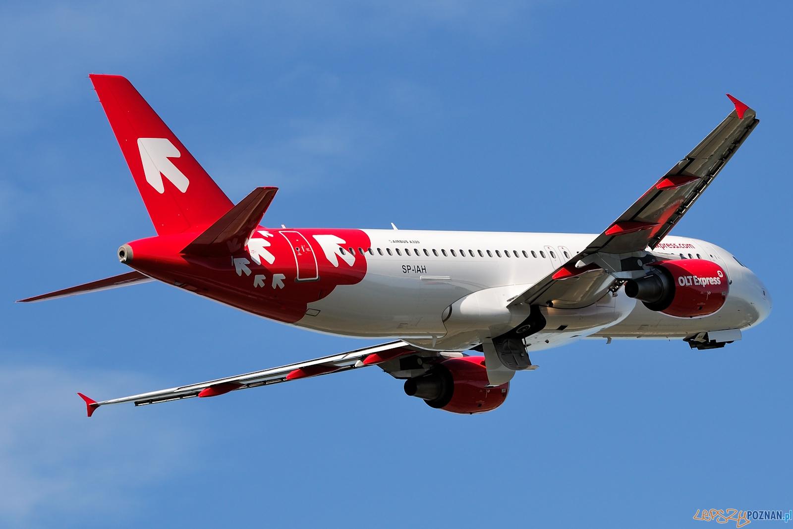 Samolot OLT Express  Foto: materiały prasowe