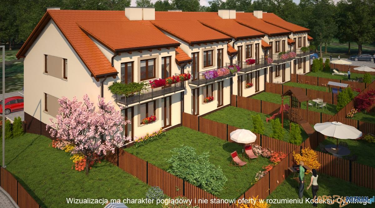 W ramach Osiedla Leśnego V w Czapurach powstanie 108 mieszkań  Foto: Family House