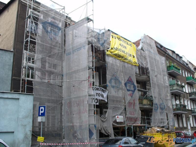 Kamienica przy ulicy Stolarskiej  Foto: lazarz.pl