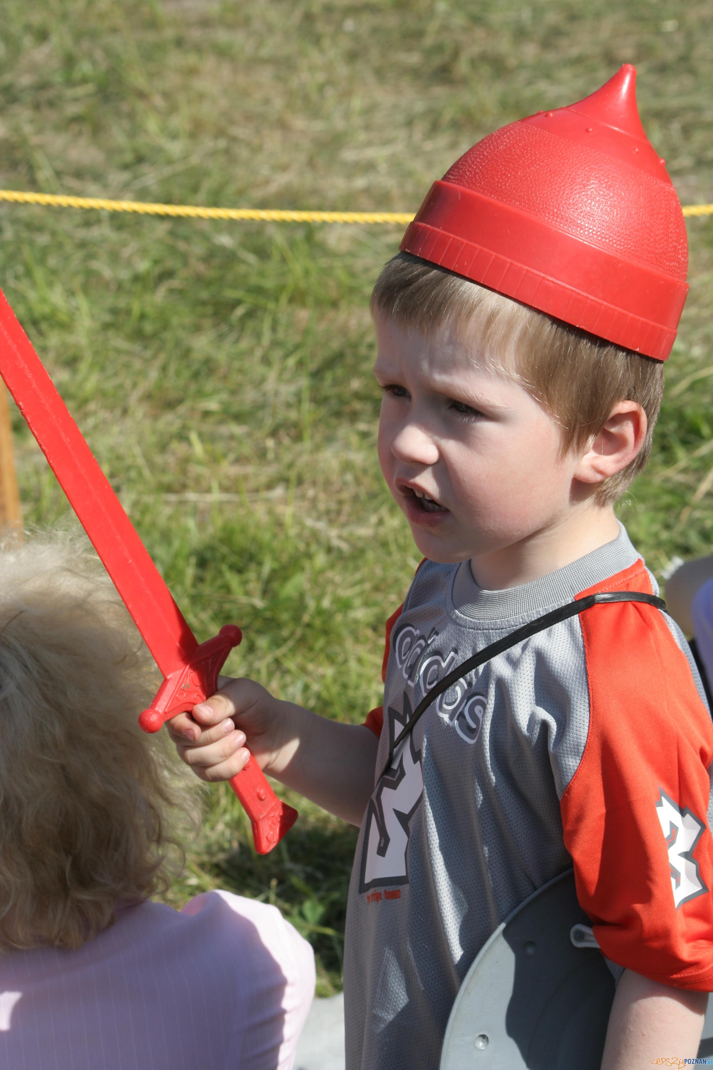 Mały rycerz  Foto: sxc