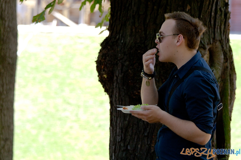 Restaurant Day - Blow Up in the park  Foto: Ewelina Gutowska