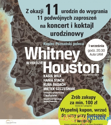Urodziny Kupca Poznańskiego  Foto: Urodziny Kupca Poznańskiego