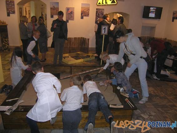 Warsztaty w Muzeum Archeologicznym (3)  Foto: