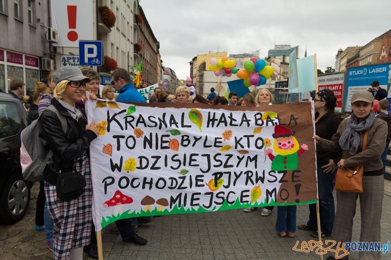 Festyn zorganizowany przez Rade Osiedla Stare Miasto - Stary Marych Wiecznie żywy  Foto: lepszyPOZNAN.pl / Piotr Rychter