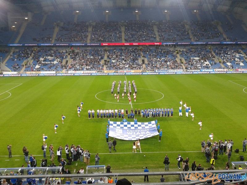 Przed meczem Lech Poznań - HSV Hamburg  Foto: LepszyPOZNAN.pl / pr
