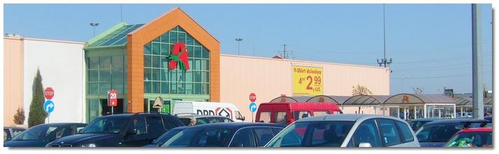 Auchan Komorniki  Foto: auchan.pl
