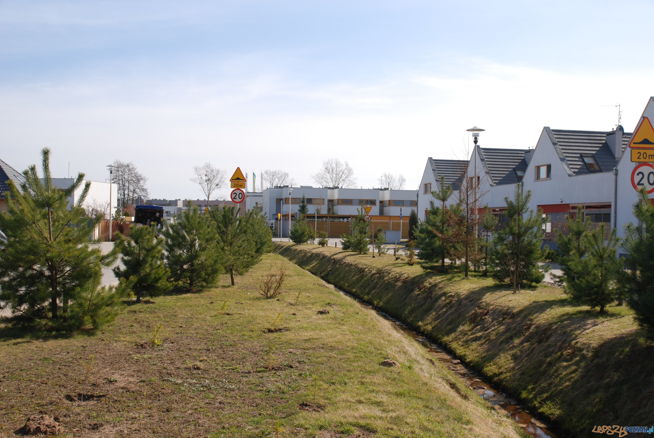 Osiedle Osada Leśna w Dąbrówce   Foto: materaiały dewelopera