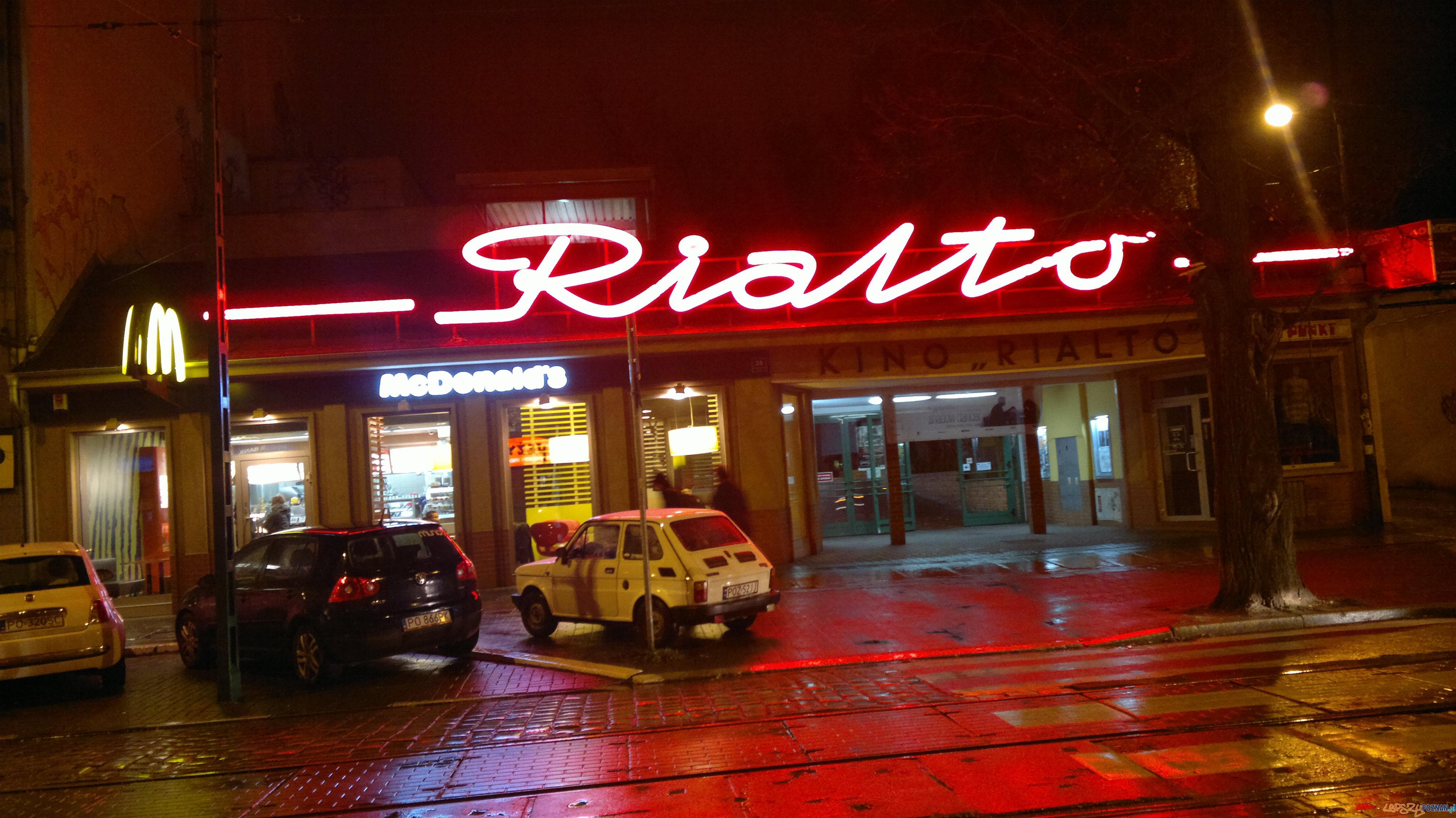 Kino Rialto  Foto: Tomasz Dworek