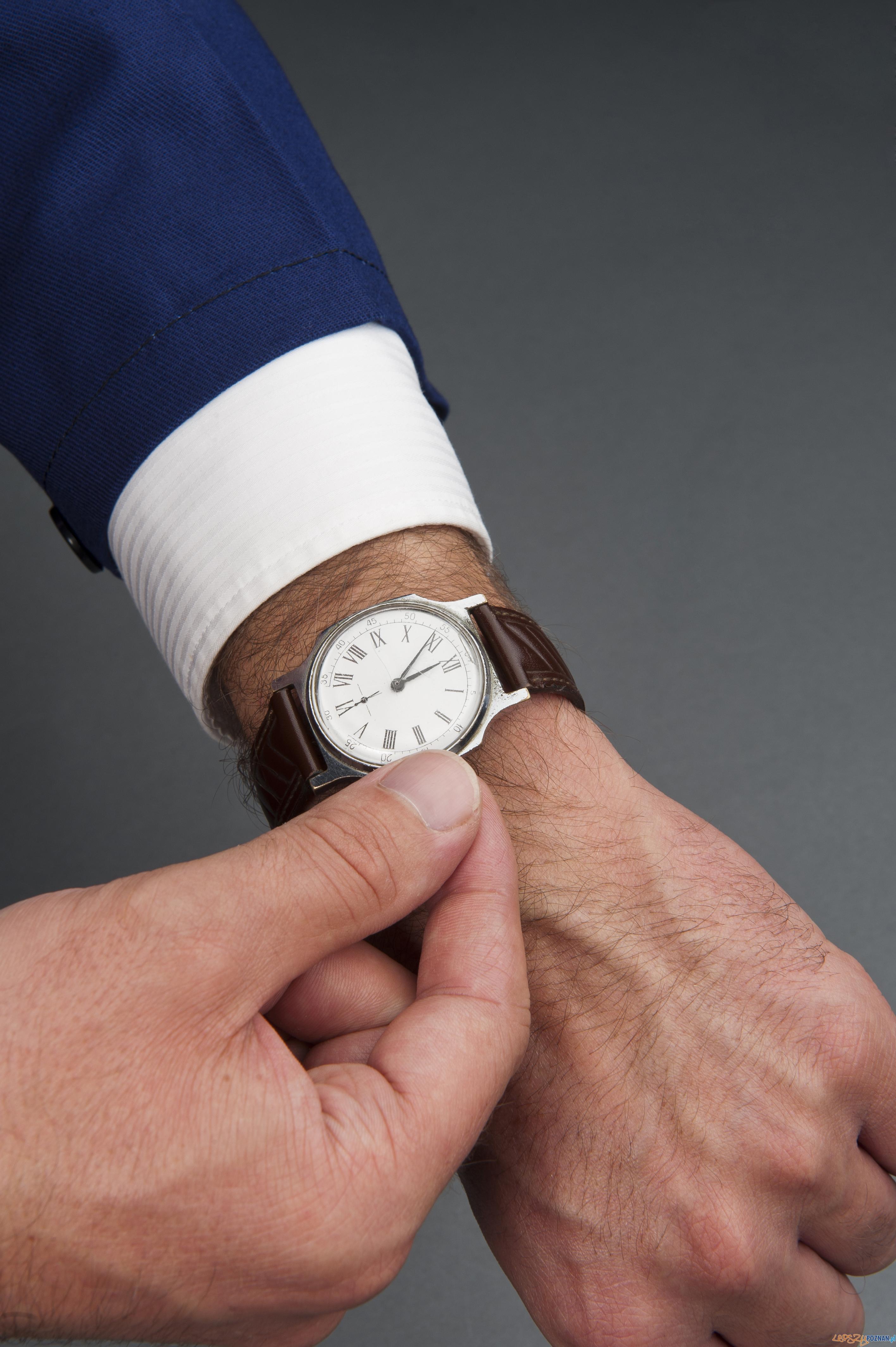 czas zegarek biznes  Foto: sxc