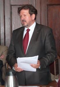 Bogusław Bajoński  Foto: powiat-srem.pl / lepszyPOZNAN.pl