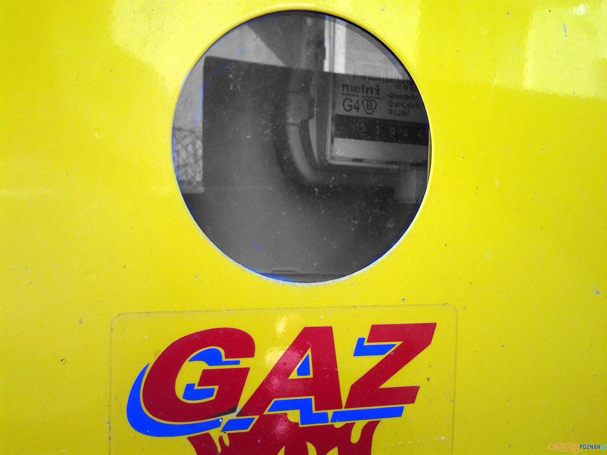 Licznik gazu  Foto: lepszyPOZNAN.pl / tab
