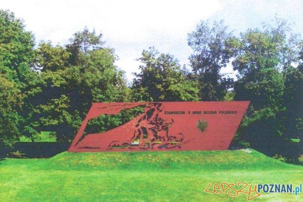 Pomnik 2 Armii WP  Foto: materiały prasowe