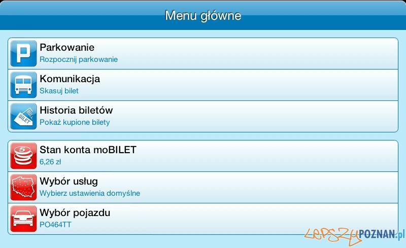 aplikacja moBilet  Foto: aplikacja moBilet