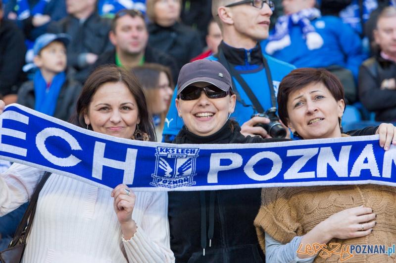 Lech Poznań - Zagłebie Lubin - Stadion Miejski 21/04.2013 r. - najlepsi kibice na Świecie  Foto: lepszyPOZNAN.pl / Piotr Rychter