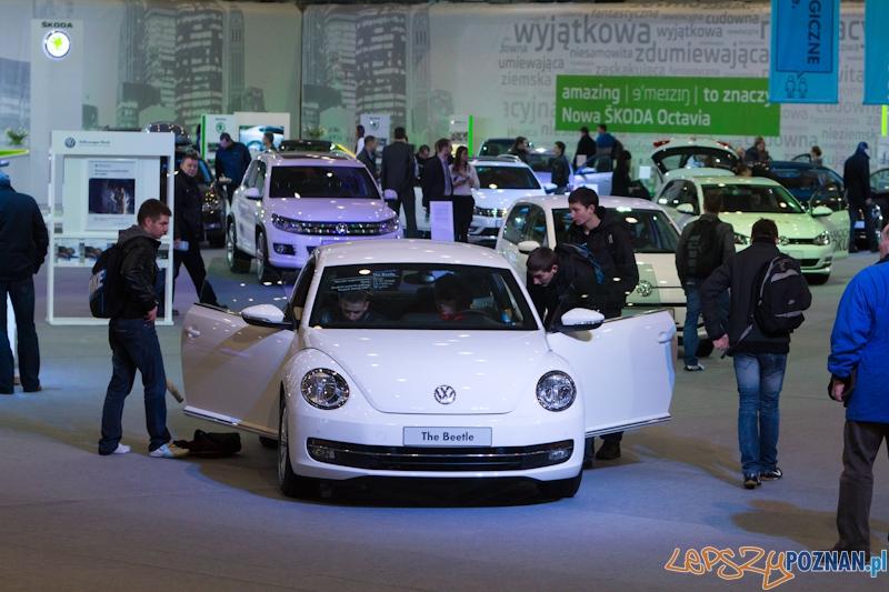 Poznań Motor Show 2013  Foto: lepszyPOZNAN.pl / Piotr Rychter