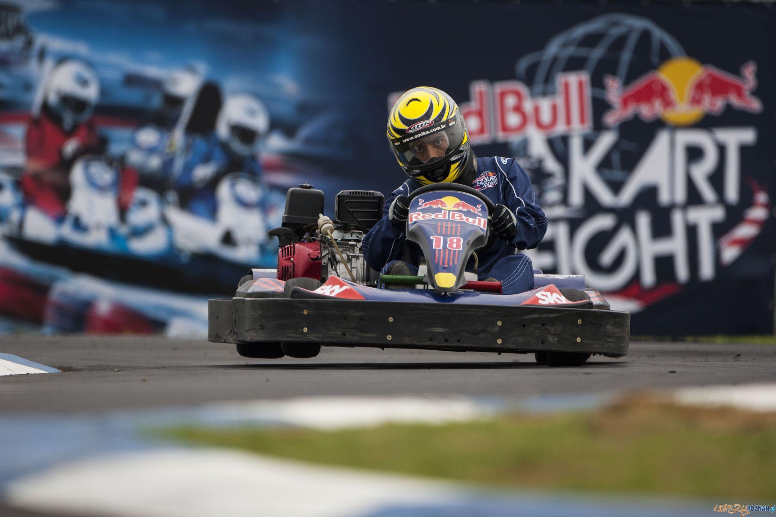 Red Bull Kart Fight  Foto: Bruno Terena_Red Bull Content Pool