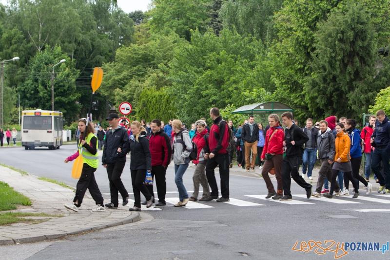 Kajakowa masa krytyczna - przed startem  Foto: lepszyPOZNAN.pl / Piotr Rychter
