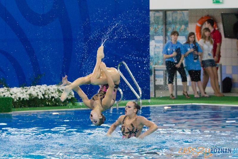 Mistrzostwa Europy Juniorek w pływaniu synchronicznym - EUROPEAN JUNIOR CHAMPIONSHIPS 2013  Foto: lepszyPOZNAN.pl / Piotr Rychter