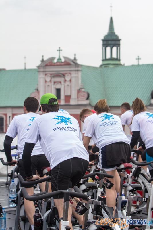 Race Under The Sky - Dach Kupca poznańskiego  11.05.2013 r.  Foto: lepszyPOZNAN.pl / Piotr Rychter