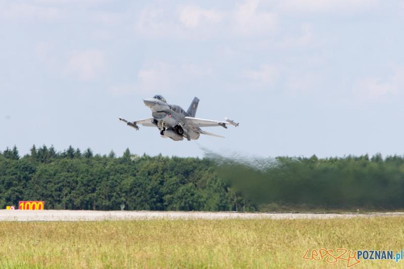 6. Eskadra Lotnicza przygotowuje się do wylotu na Nato Tiger Meet - 31. Baza Lotnictwa Taktycznego, Poznań - Krzesiny  Foto: lepszyPOZNAN.pl / Piotr Rychter