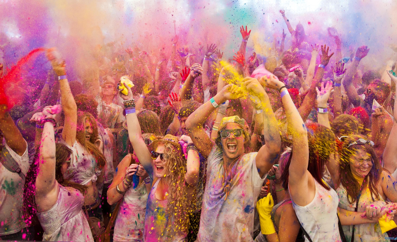 Colour Fest   Foto: Holi Open Air