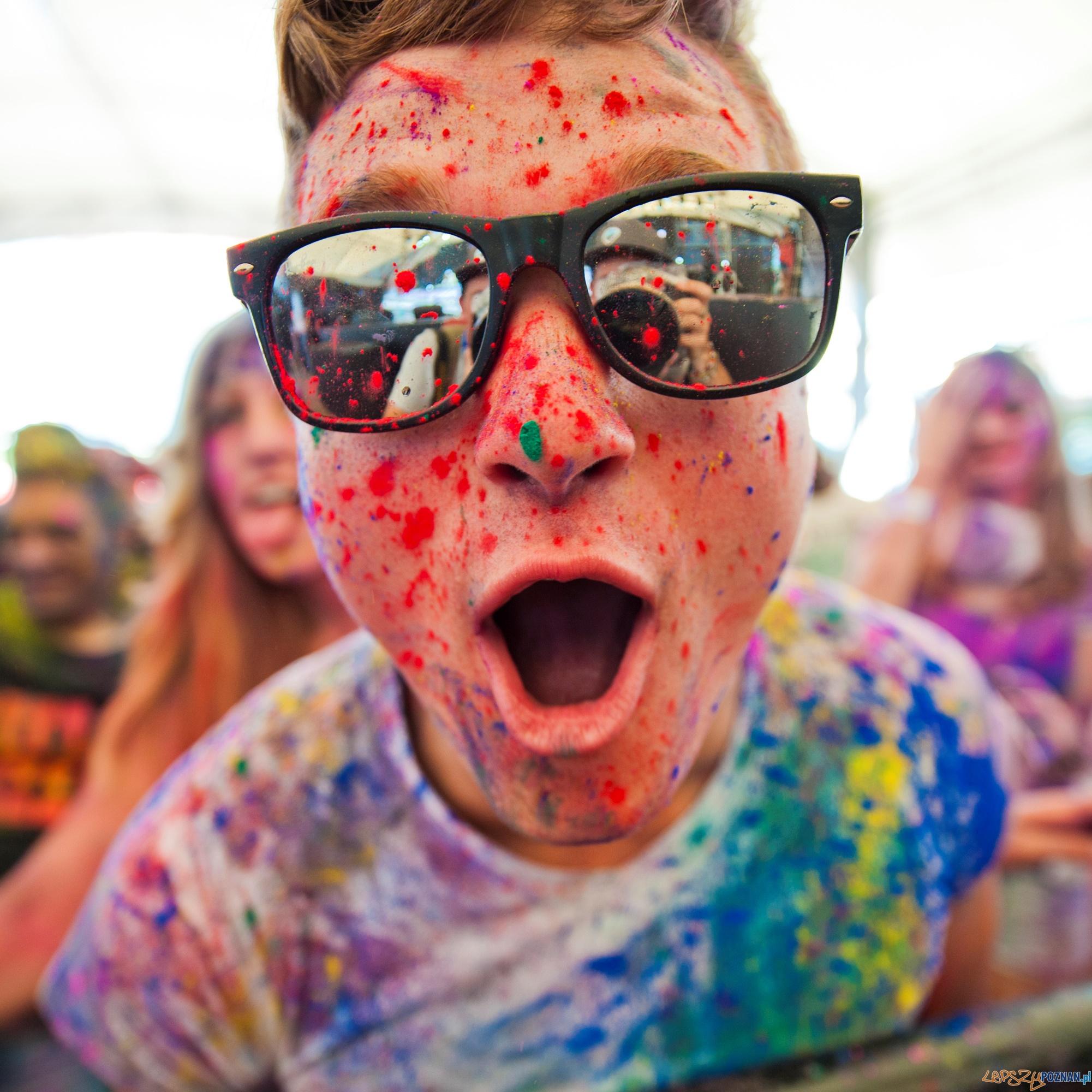 Colour Fest - w Poznaniu  Foto: Holi Open Air
