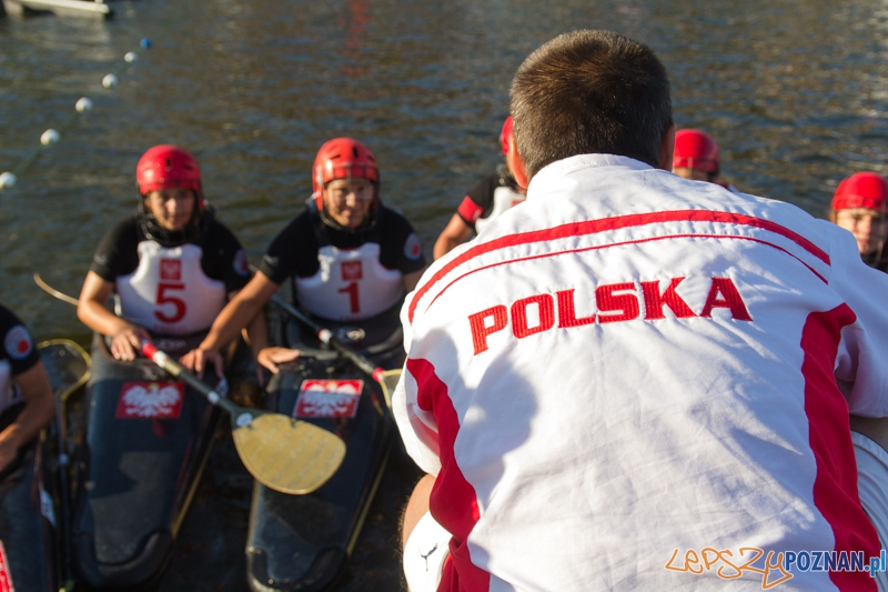 Europejskie Mistrzostwa Kajak polo - Polska - Niemcy Kobiety U21  Foto: lepszyPOZNAN.pl / Piotr Rychter