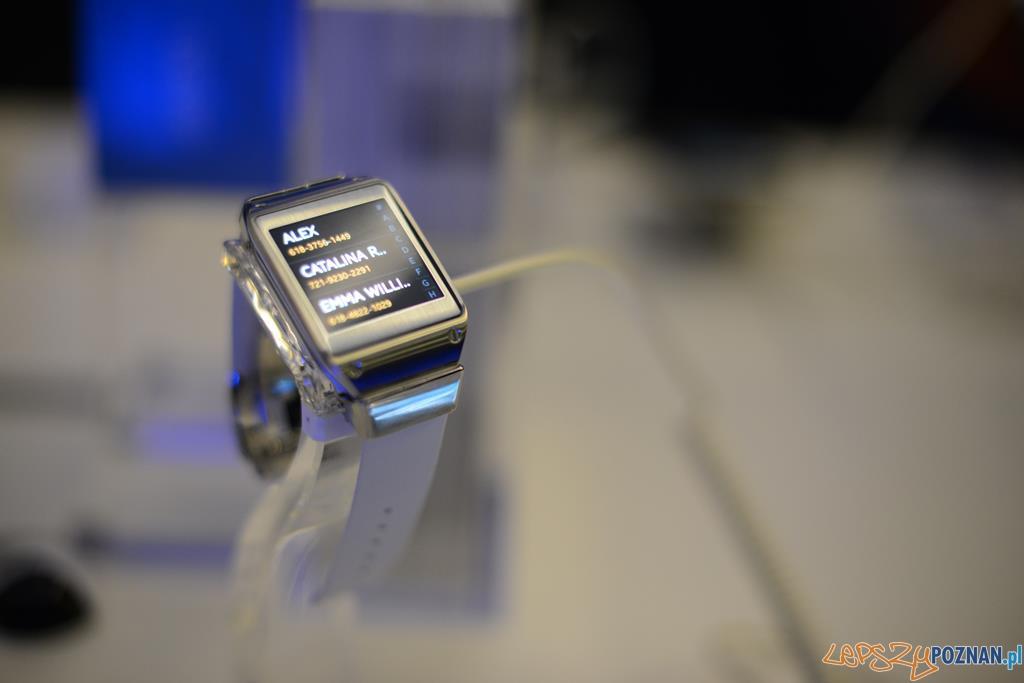 Zegarek Samsunga  Foto: