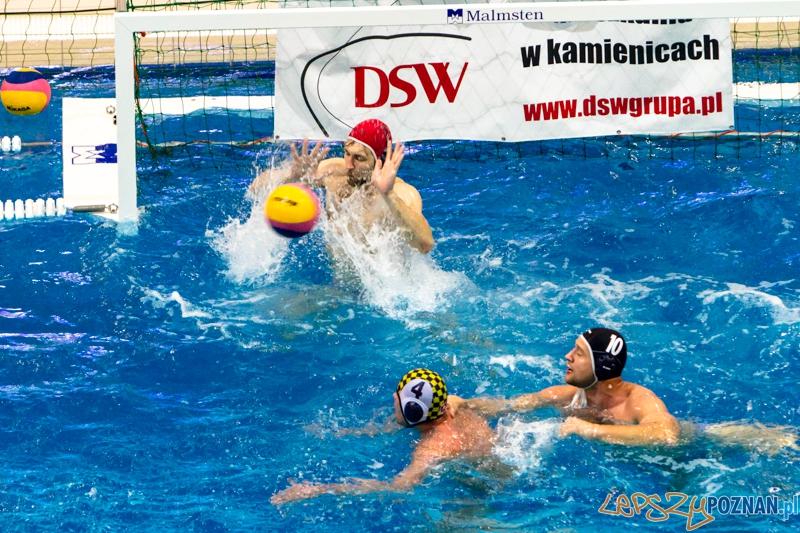 PP: ŁSTW U.Ł. Łódź – DSW Waterpolo Poznań 11:6 - Poznań 06.10.2013 r.  Foto: LepszyPOZNAN.pl / Paweł Rychter