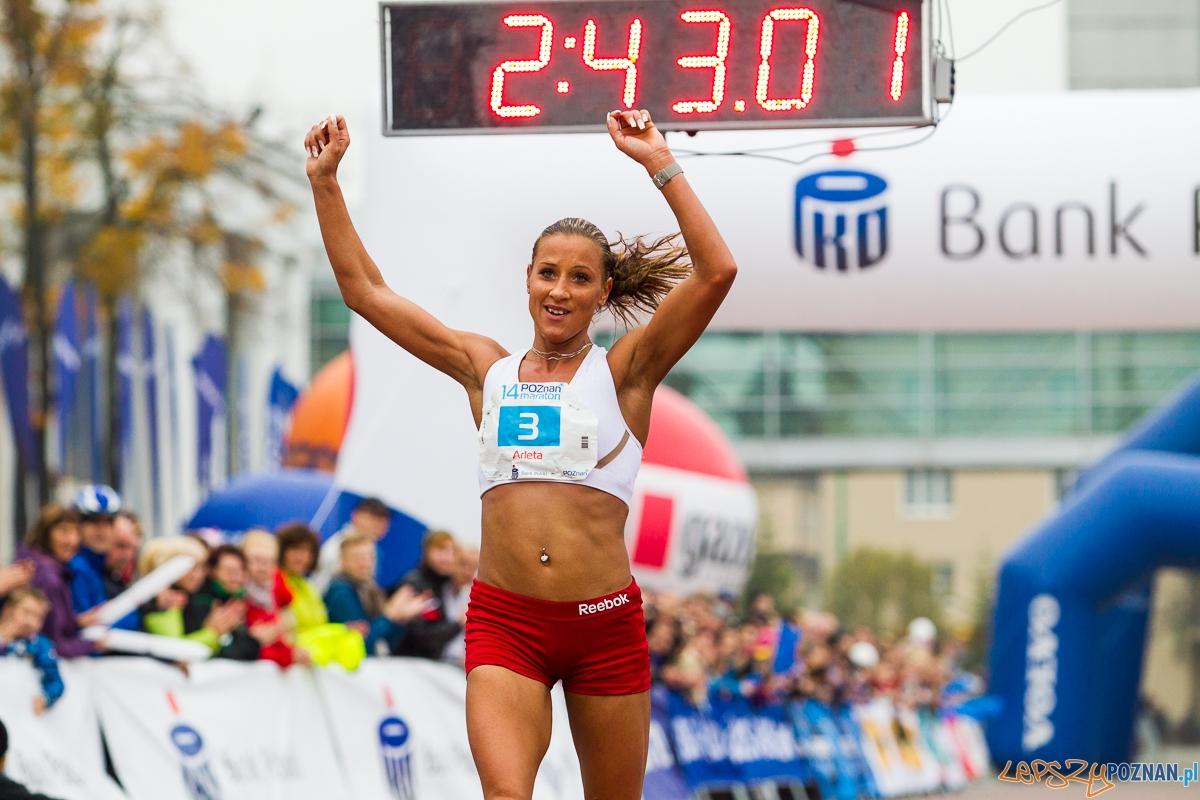 14 Maraton Poznań (2)  Foto: Marek Zakrzewski