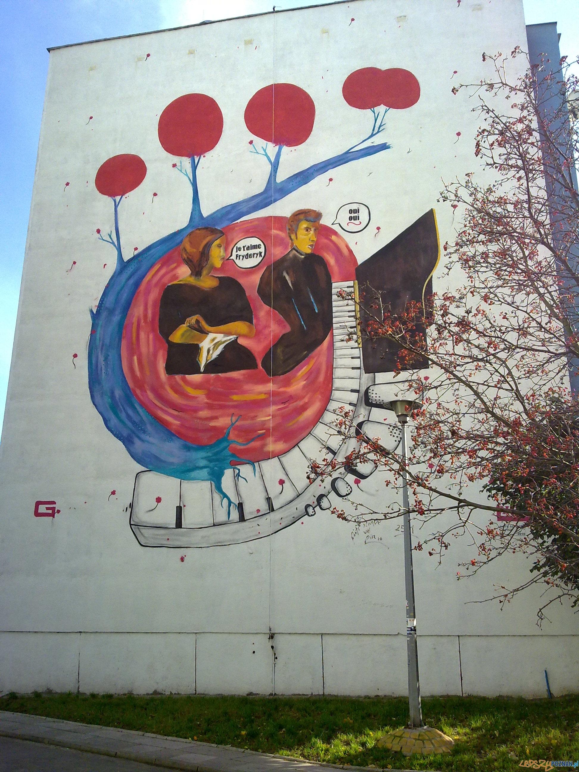 Murale w Gdańsku   Foto: lepszyPOZNAN.pl / TD