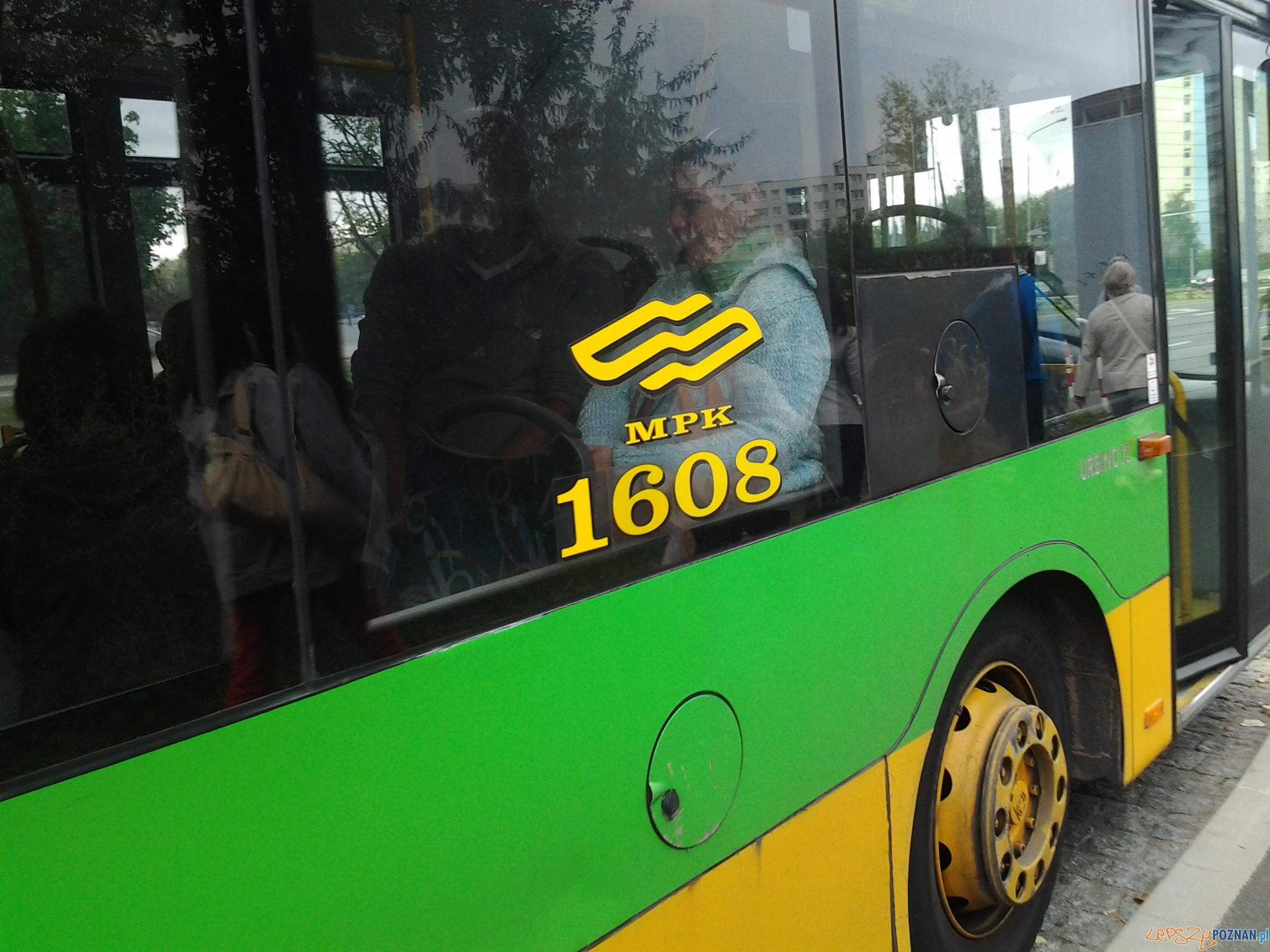 autobus  Foto: lepszyPOZNAN.pl / gsm