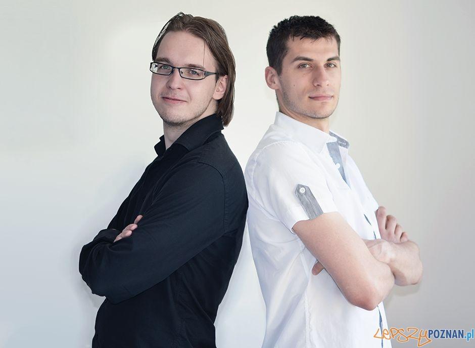 Daniel Mendalka i Piotr Machowski  Foto: