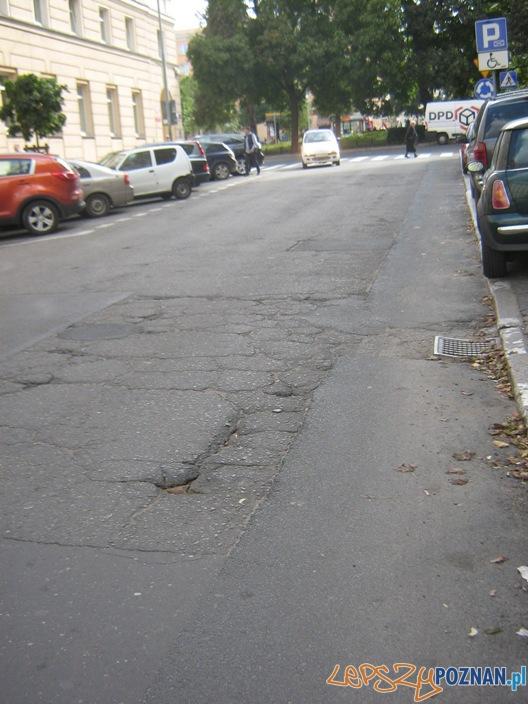 Libelta - do końca października utrudnienia drogowe  Foto: ZDM