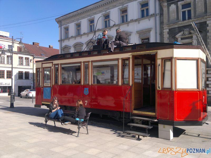 Kawiarenka w Tarnowie  Foto: lepszyPOZNAN.pl / TD
