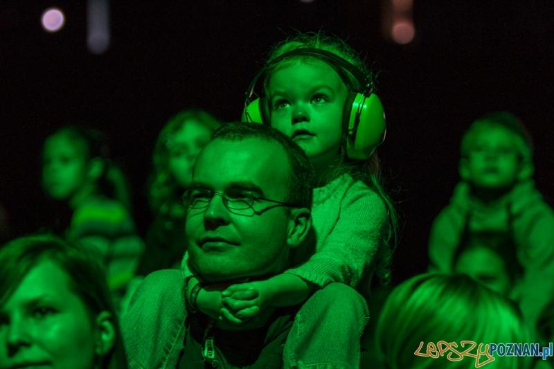 Luxfest 2013 - Arka Noego - Poznań 16.11.2013 r.  Foto: LepszyPOZNAN.pl / Paweł Rychter