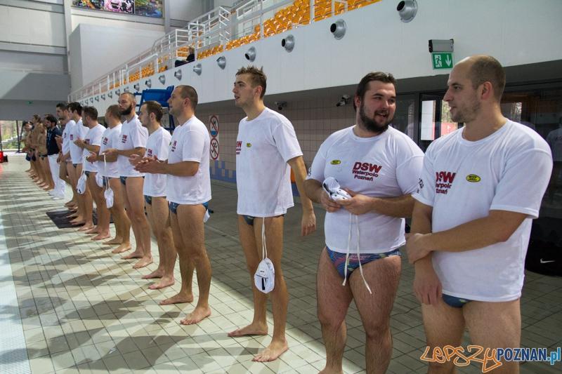 DSW Waterpolo Poznań - WTS Bytom, Termy Maltańskie 24.11.2013 r.  Foto: lepszyPOZNAN.pl / Piotr Rychter