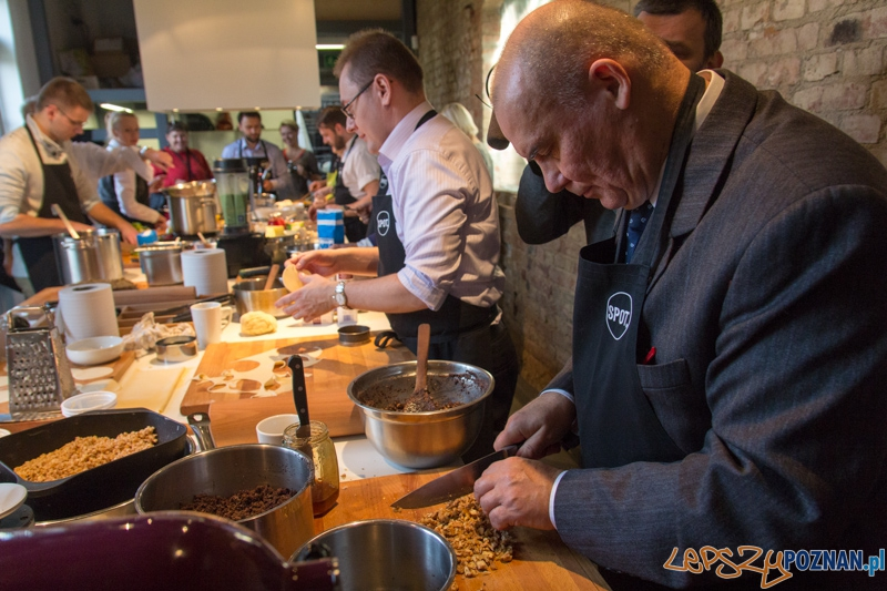 Politycy od Kuchni  Foto: lepszyPOZNAN.pl / Piotr Rychter