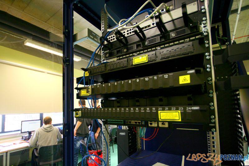 Laboratorium Technik Informatyk.   Foto: Przemysław Kozakiewicz