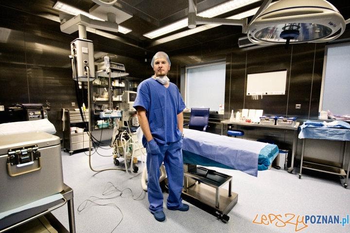 Szpital  Foto: Piotr Pawlak