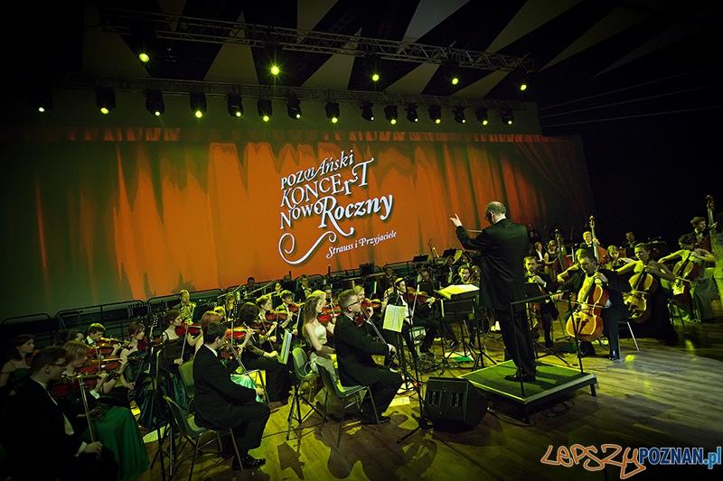 Poznański Koncert Noworoczy  Foto: Sollus Enertainment