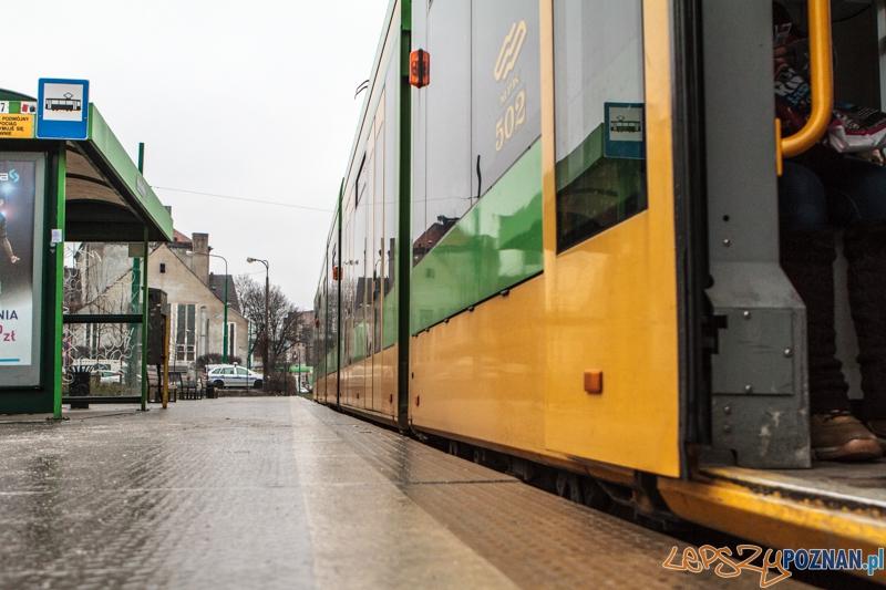 Gołoledź w mieście - Poznań 19.01.2014 r.  Foto: LepszyPOZNAN.pl / Paweł Rychter