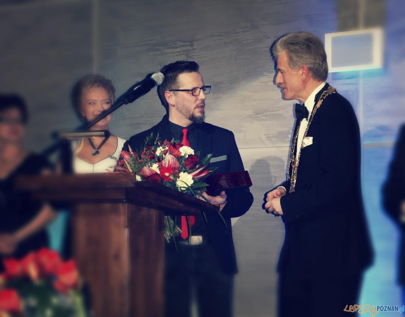 Wręcznie nagrody prezydenta Poznania  Foto: UMP