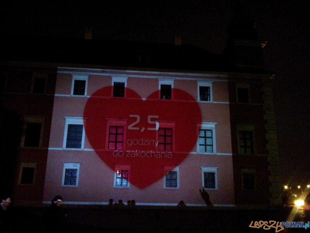 Akcja promocyjna w Warszawie  Foto: UMP