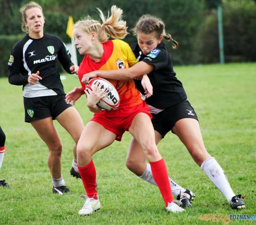 Rugby kobiet  Foto: facebook