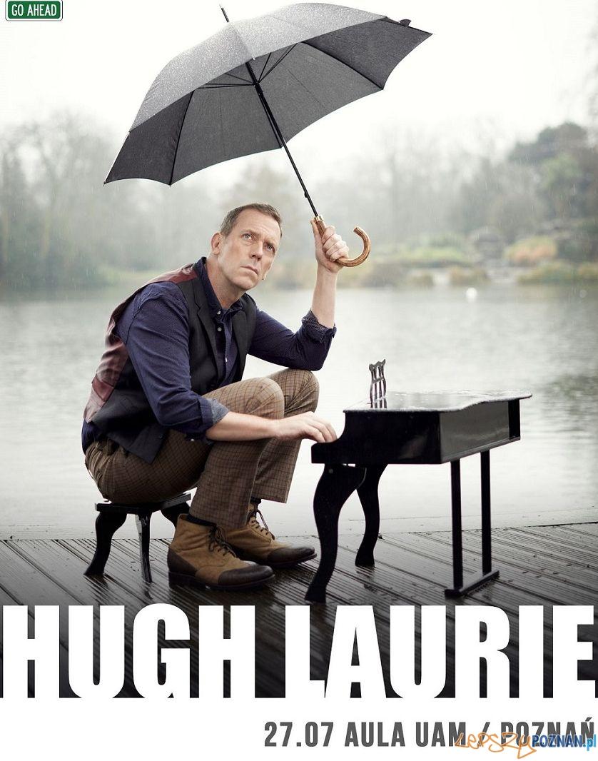 Hugh Laurie Poster  Foto: materiały prasowe