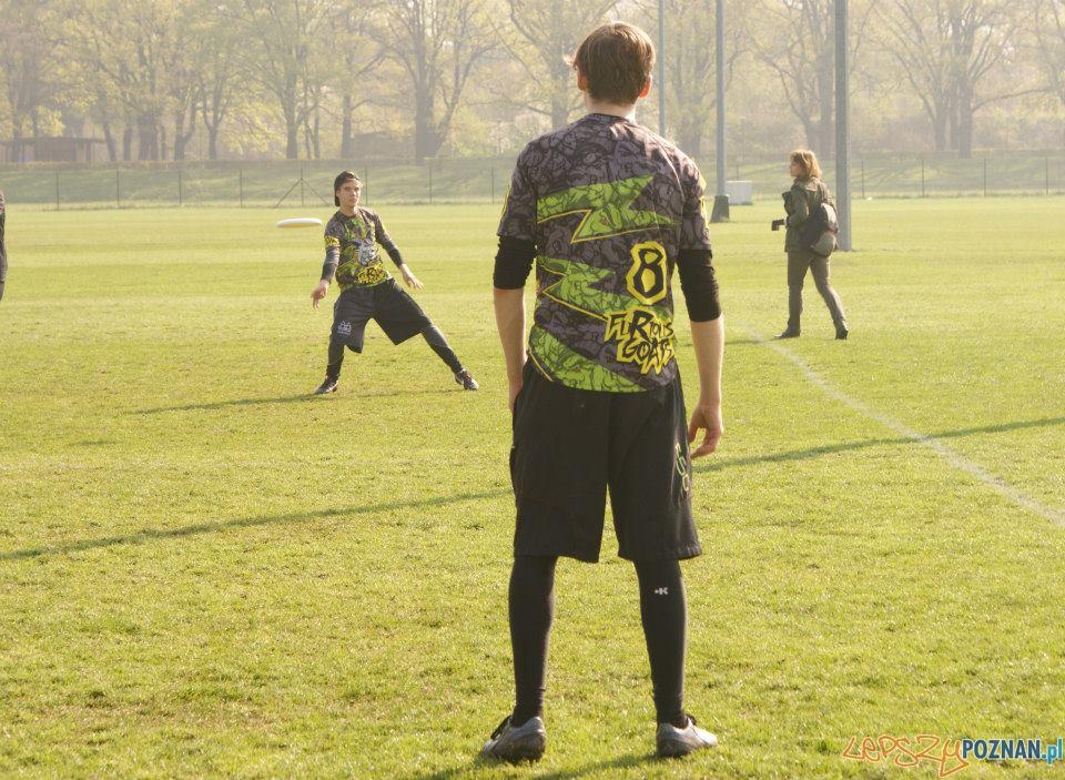 Ulitimate frisbee (1)  Foto: