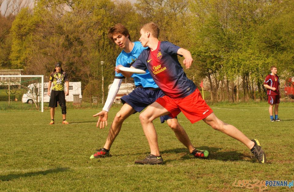 Ulitimate frisbee (5)  Foto: